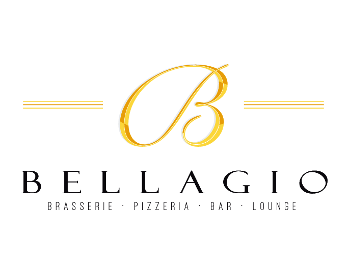 LOGO Bellagio Brasserie-Pizzeria-Bar-Lounge